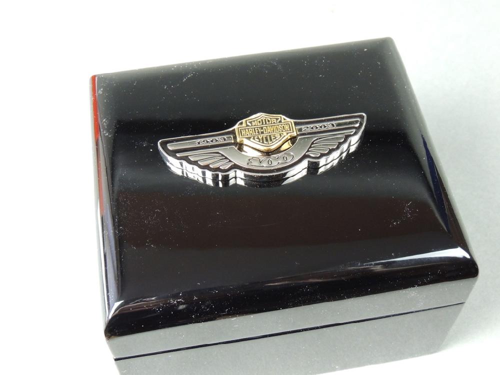 100th Anniversary Harley-Davidson pocket watch  NWT #1721