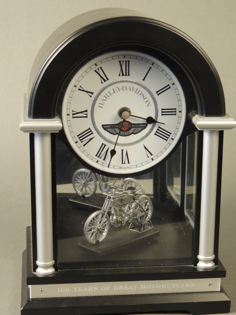 100th Anniversary Mantle Top Clock (New in Box)
