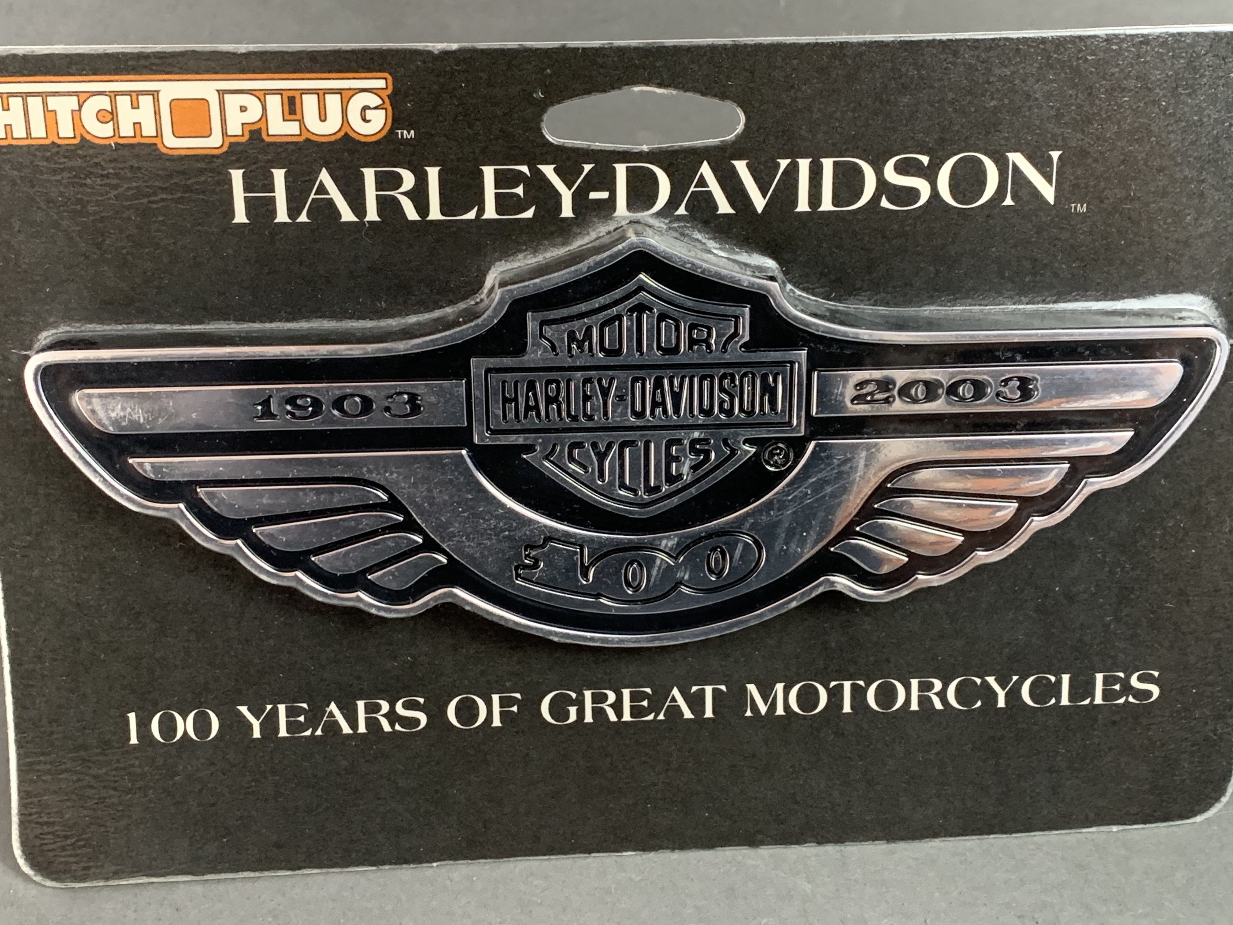 Harley-Davidson 100th Anniversary Hitch