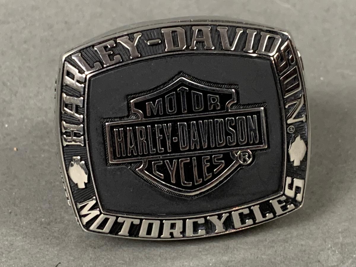 Harley Davidson 2012 Dealer Award Massive Ring