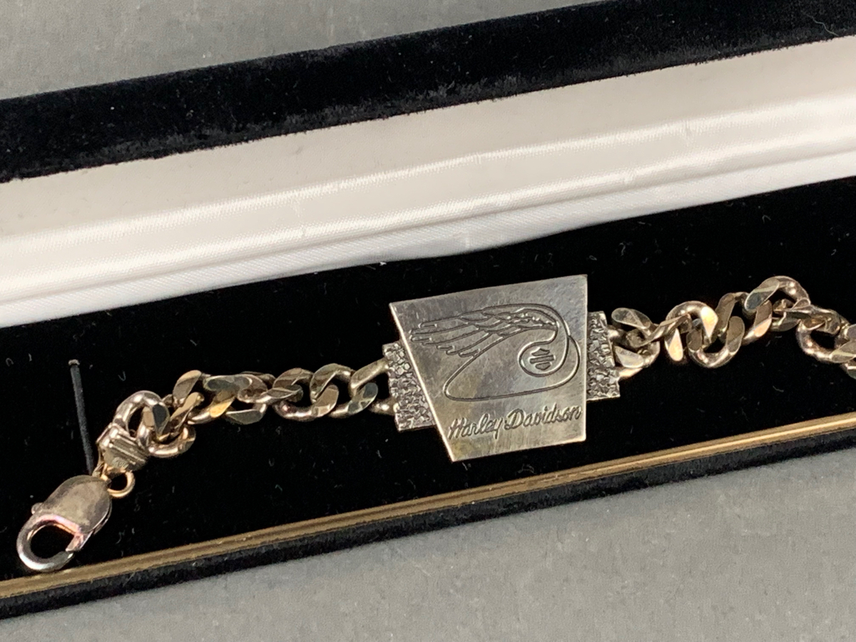 Harley Davidson Employee Bracelet