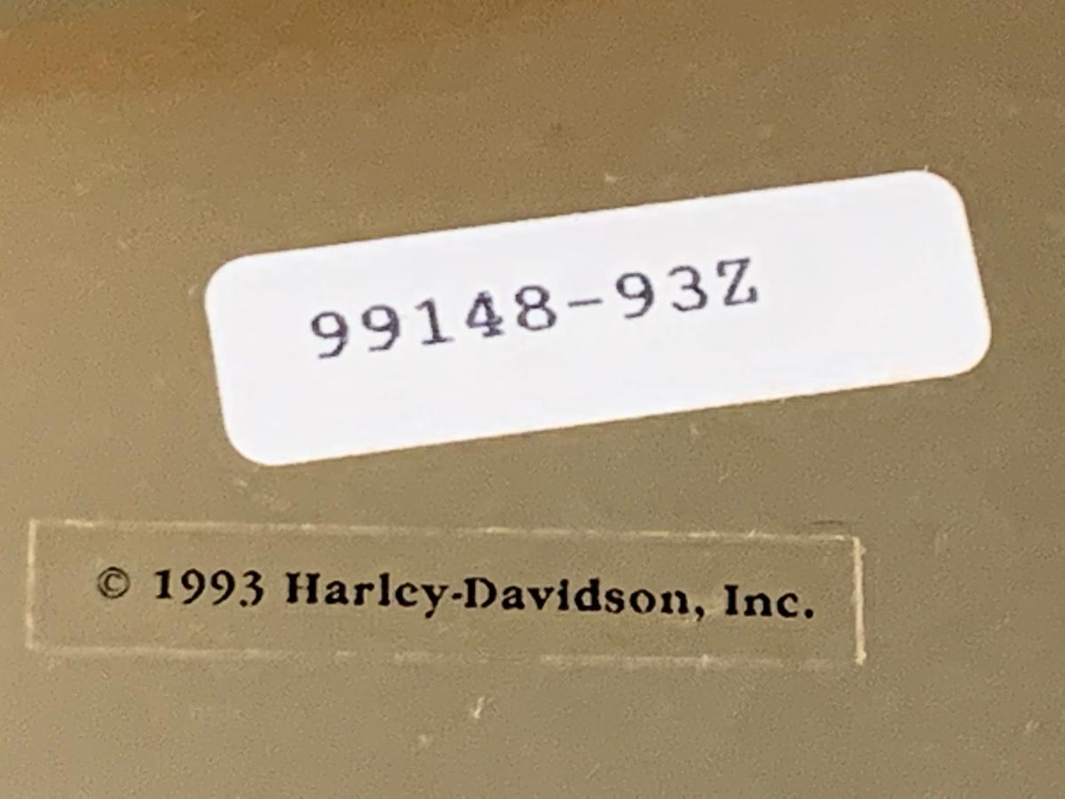 Harley Davidson 90th Smoked Chrome Anniversary Lighter
