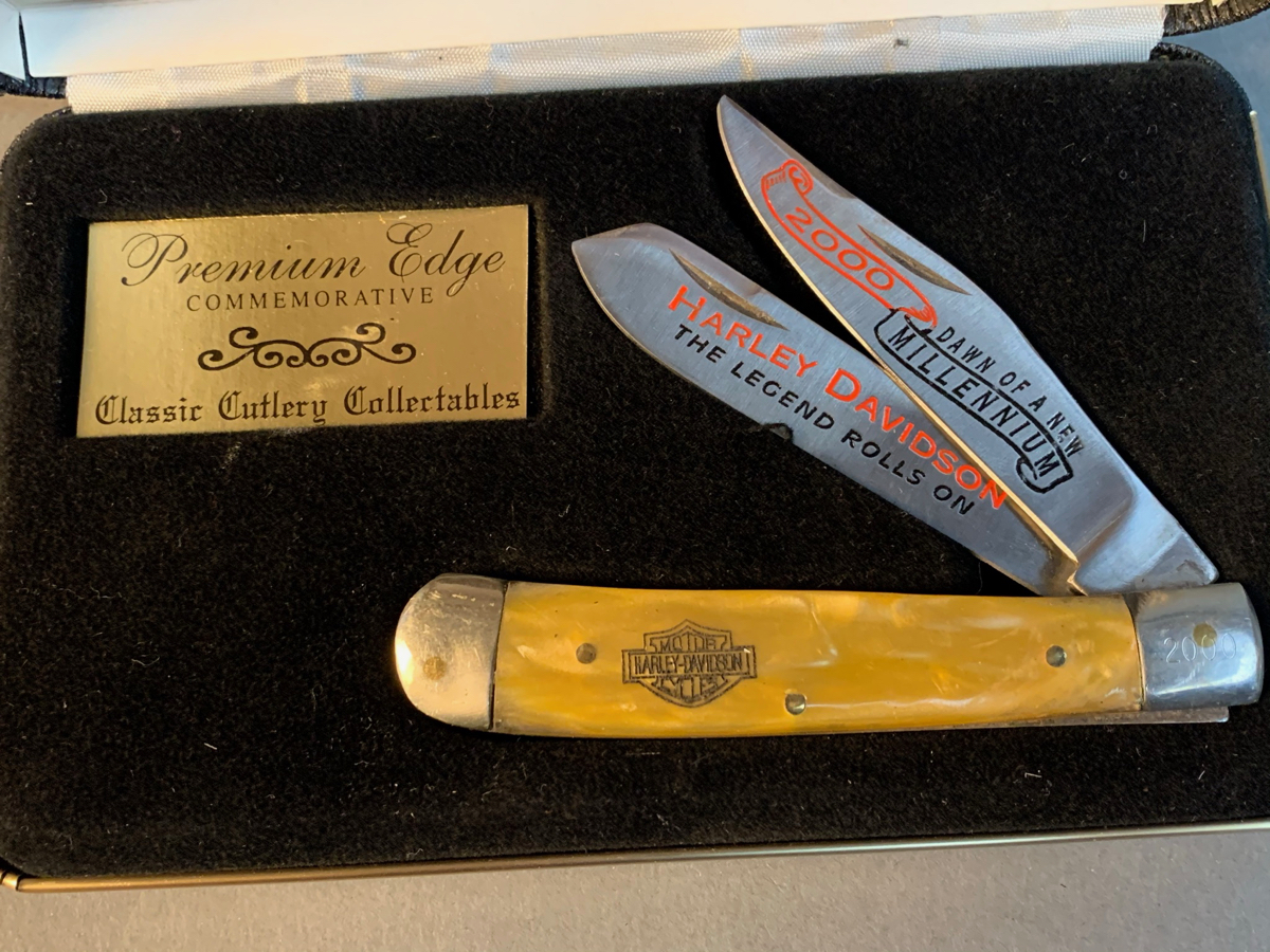 Premium Edge commemorative classic cutlery Collectibles