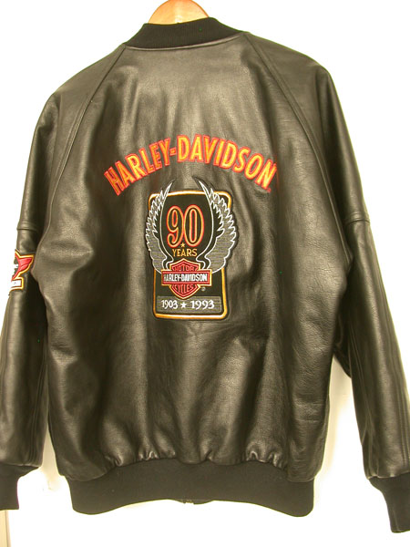 Harley Davidson 90th Anniversary Jacket XL
