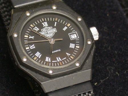 Harley Davidson Vinatge Women\'s watch 1985
