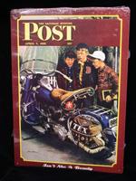 Steven Dohanos 1951 Post magazine Cover