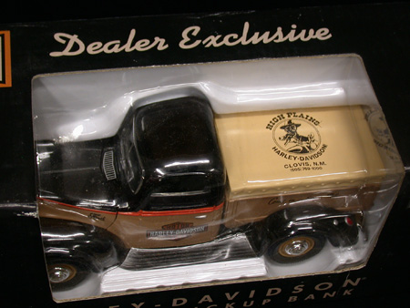 Clovis NM 1940 pickup exclusive Bank
