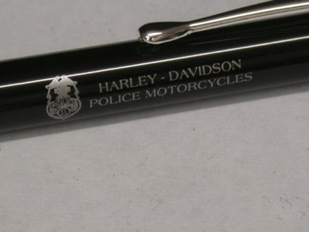 Harley Davidson Police Ballpoint Pen