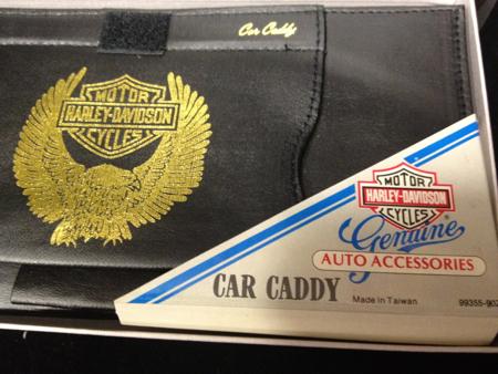 Harley Davidson Car Caddy