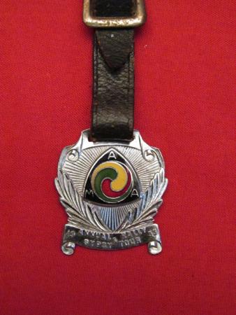 1933 Gypsy Tour watch Fob Award