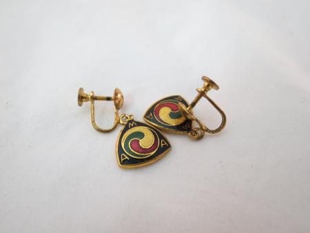 Vintage AMA Earrings