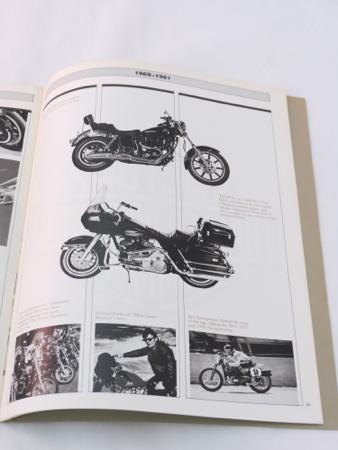 1982 The Harley Davidson Story