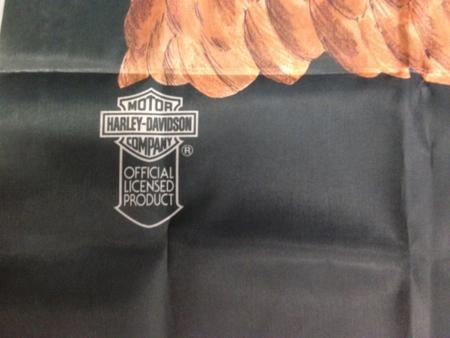 Vintage Harley Davidson 1984 Tapestry