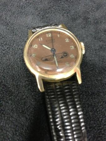 Harley Davidson Eloa Logo Vintage Wrist Watch
