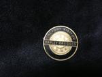 Vintage Harley Davidsn Vistor Pin