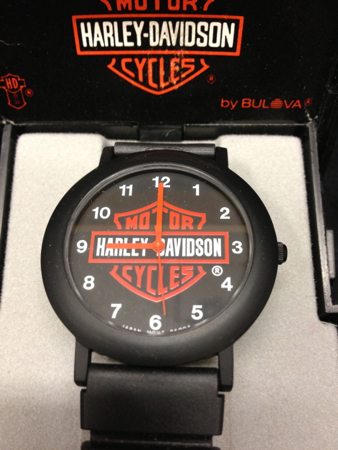 Harley Davidson Bar & Shield Wristwatch