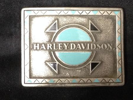 Harley-Davidson Southwest Buckle