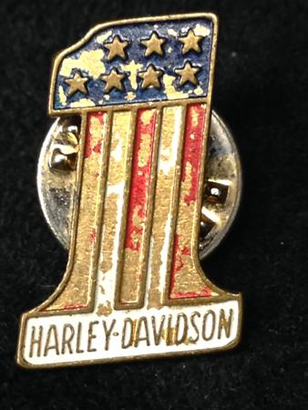 Harley Davidson Vintage  #1 Pin