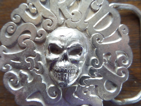 EASYRIDER BELT BUCKLE 1991