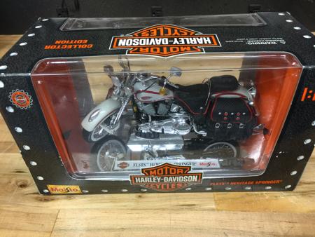 Harley Davidson Maisto Springer