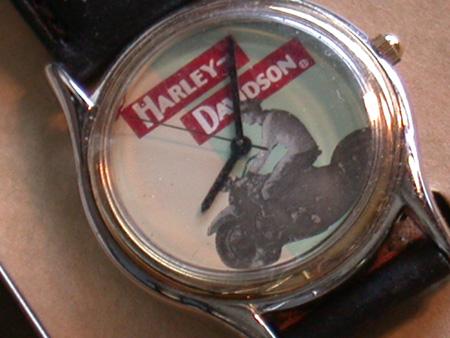 Harley Davidson genuine Timepiece (5)