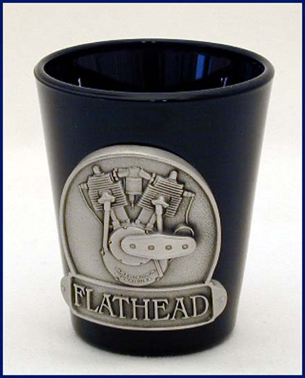 Flathead Shot Glass