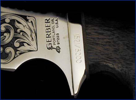 Gerber 1982  Buy Back  Knife  99117-81V