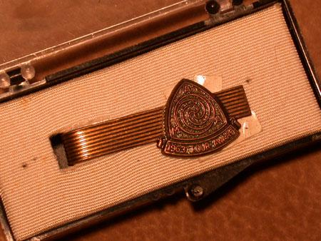 AMA Vintage Tie clip
