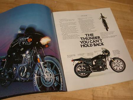 1978 V-Twin Motorcycles Catalog