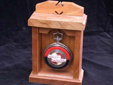 Pocket Watch display