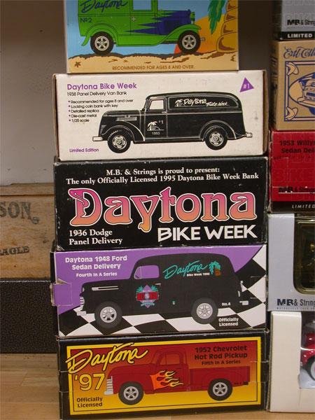 Daytona Complete 10 Bank collection