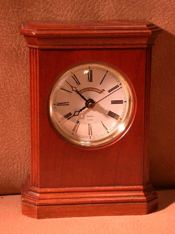 HarleyDavidson 1989 Highboy Clock