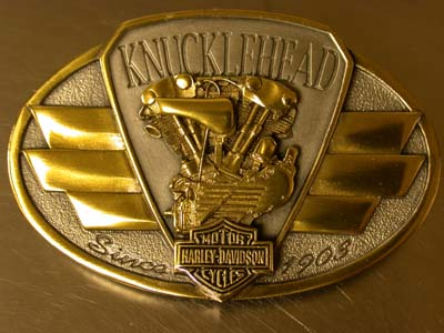 Knucklehead Buckle