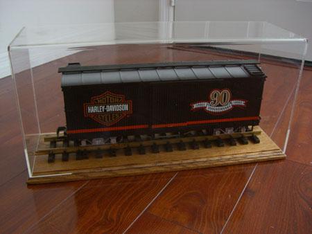 LGB Big Train Display