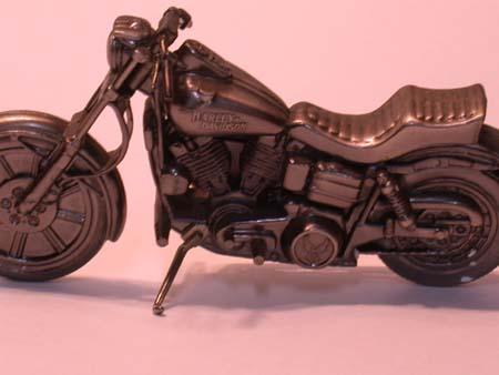 77 Low Rider Pewter Bike