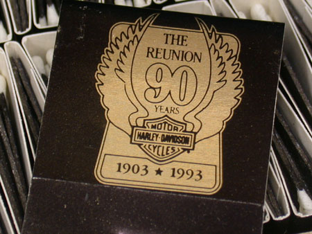 The Reunion Box of 90th Matchs