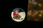 1993 Mini christmas Plate