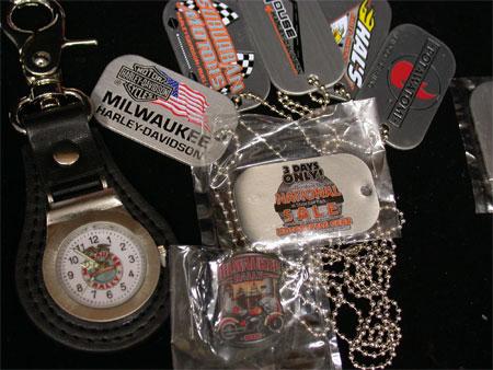 2009 Milwaukee Rally VIP Kit Includes watch