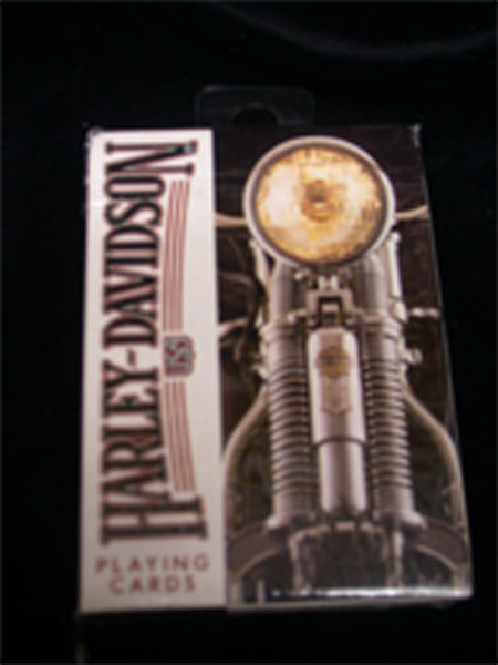 HD Playing Cards Featuring Photos of Bikes