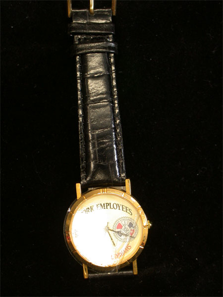 1999 Harley Davidson Employee Watch